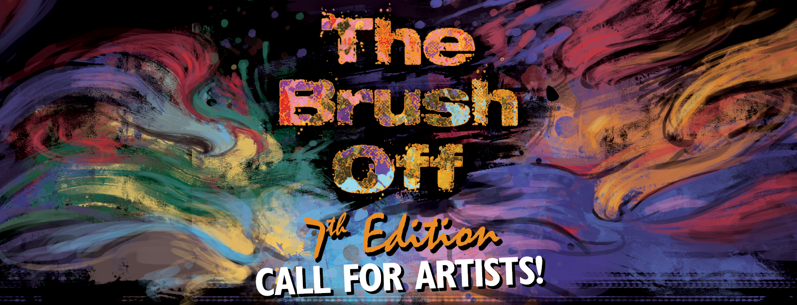 CALL FOR ARTISTS: The Brush Off | 7th Edition